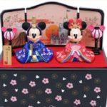 【雛人形】ミッキー&ミニーがかわいいと人気の3選!通販で人気はこちら♪