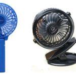 ミニ扇風機のおすすめ品はこれ!人気ランキング12選♪