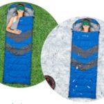 夏も冬も1年中使える寝袋スリーピングッドの特徴や口コミ評判