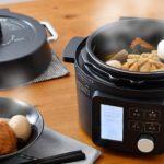アイリスオーヤマの電気圧力鍋KPC-MA2は炊飯や発酵、低温調理にも人気!口コミ評判まとめ
